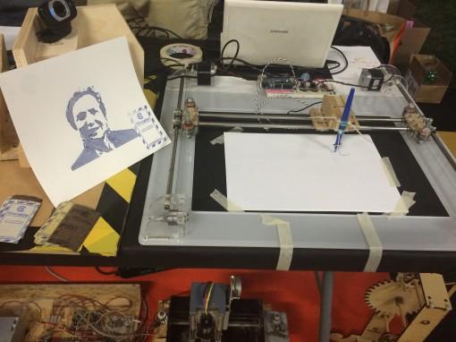 Robot per ritratti | MTV Days