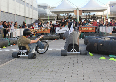 Race Off | Maker Faire Rome 2016