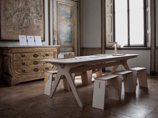 Allestimento / Open Desk
