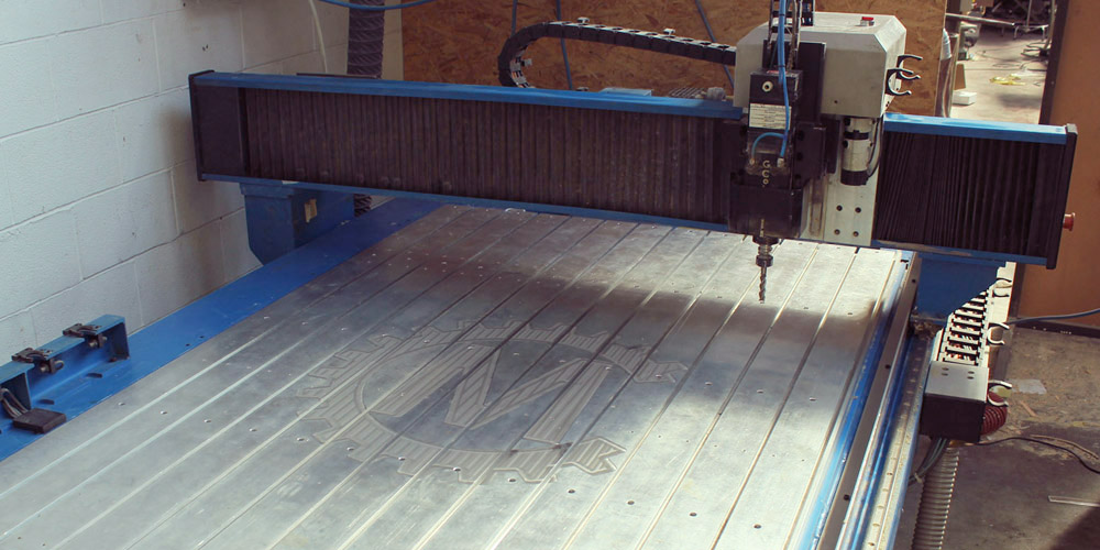 Fresa Pantografo CNC Fresatura Controllo Numerico
