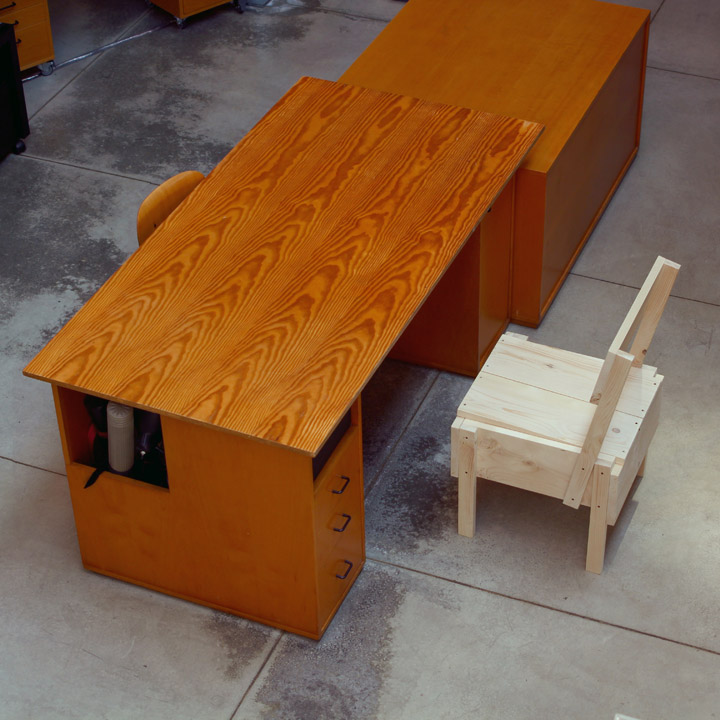 Miocugino Sedia 1123xP Enzo Mari Studio Franco Raggi