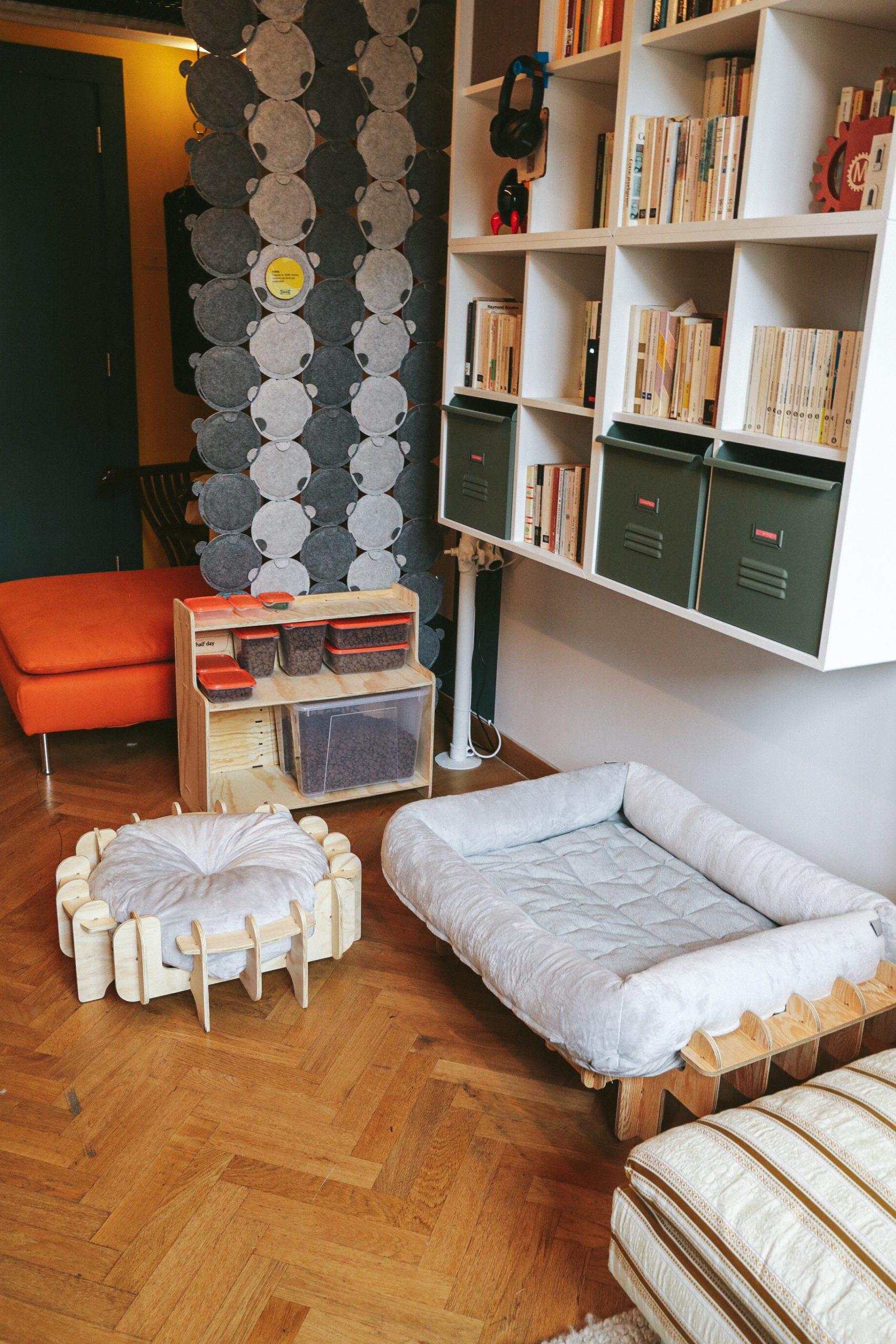Miocugino IKEA Milano Design Week 2021 cuccia akutcha simanja